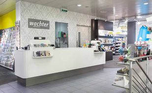 Wachter - Counter etc.