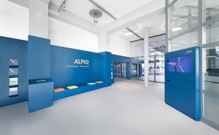 Alpiq - Reception
